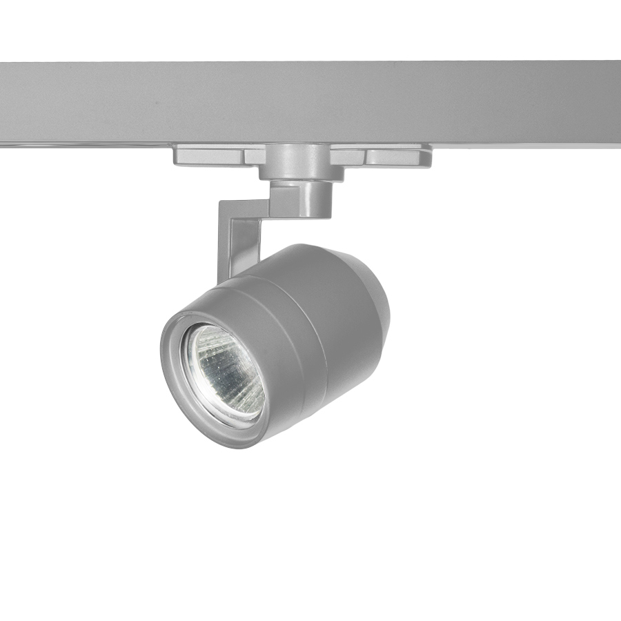 Spot 3000K WAC Lighting WTK-LED512S-30-BK 12W LED Paloma Track Head for 120V W Track